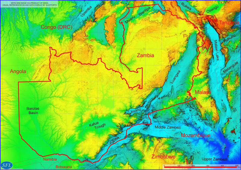 ZAMBIA: An Emerging Exploration Province